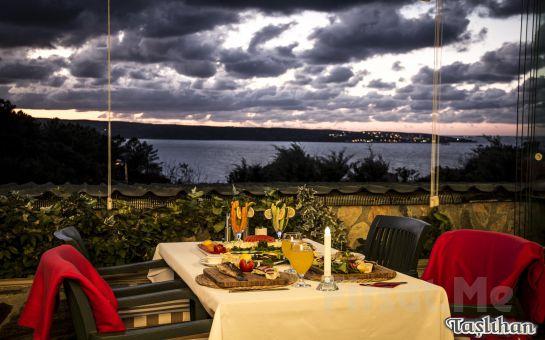 Boğaza Nazır Taşlıhan Restaurant'ta Nefis Balık veya Izgara Menüleri!