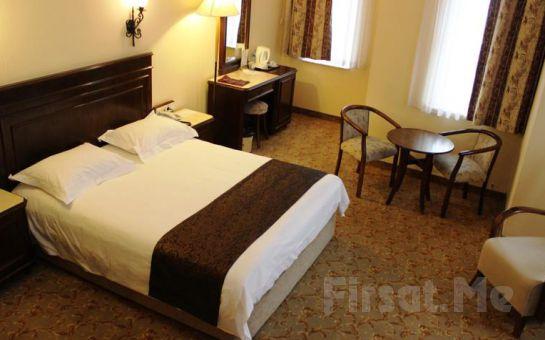 Montania Town Hotel Mudanya'da 2 Kişi 1 Gece Konaklama ve Kahvaltı Keyfi!