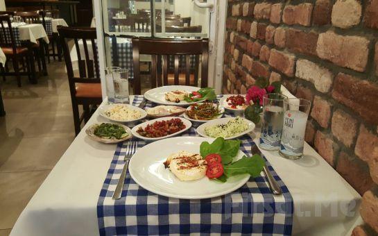 Beyoğlu Nevizade, Zade Meyhane'de Hafta İçi İçkili Leziz Akşam Yemeği