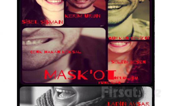 1001 Sanat'tan MASK'OT Doğaçlama Tiyatro Oyunu