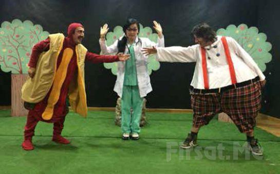 1001 Sanat'tan SARAYPATI Çocuk Tiyatro Oyunu