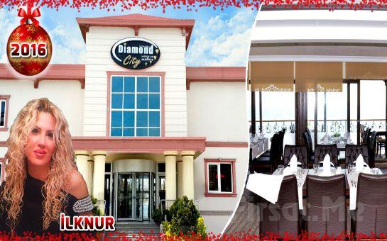 Denize Sıfır Kumburgaz Diamnod Resort Hotel'de Canlı Müzik Eşliğinde Yılbaşı Eğlencesi ve Konaklama Seçenekleri!