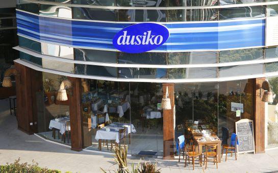 Dusiko Restaurant Güneşli'de Limitli ve Limitsiz İçecek Seçenekleri ile Leziz Yemek Menüsü!