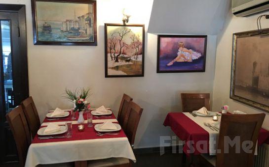 Boğaz Manzaralı Kuzguncuk Olcay Restaurant'ta Canlı Fasıl Eşliğinde Leziz Yemek Menüsü!
