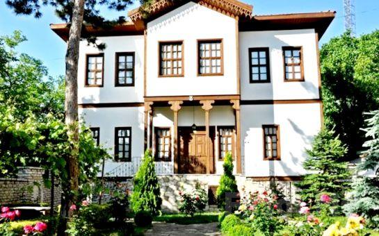 Alibaba Tour'dan 5*Dedeman Otel'de 1 gece konaklamalı + Kapalı Havuz ve SPA Dahil, Safranbolu + Amasra + Abant Doğa Ve Kültür Turu!