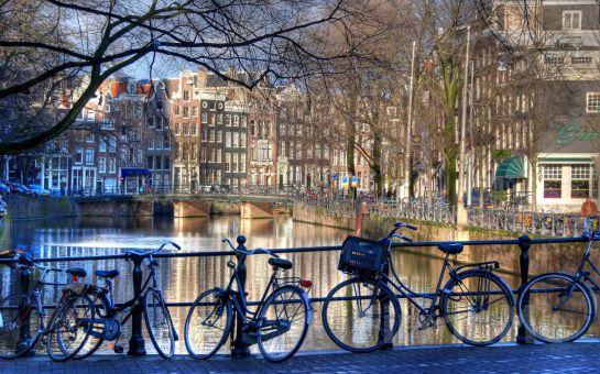 Ventotour'dan Onur Air ile Uçaklı 3 Gece Konaklamalı 4 Günlük Amsterdam Turu