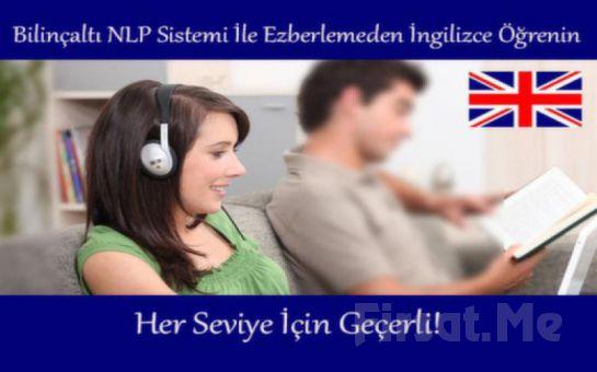 Bilinçaltı Kurgulama Sistemi ile (NPL) İngilizce Dil Eğitimi!
