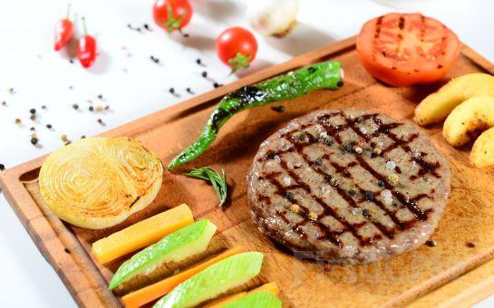 Ramazan Bingöl Köfte, Steak'de Steak Köfte veya Antrikot'tan Oluşan Leziz Yemek Menüleri