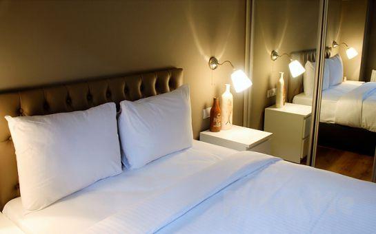 Maltepe Cityloft 30 Suites'de 2 Kişi 1 Gece One Bedroom Suit'te Konaklama Keyfi