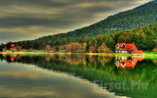 Tur Dünyası'ndan Öğlen Yemeği İkramı İle Günübirlik Cennet Göl Ve Abant Gölü Doğa Turu