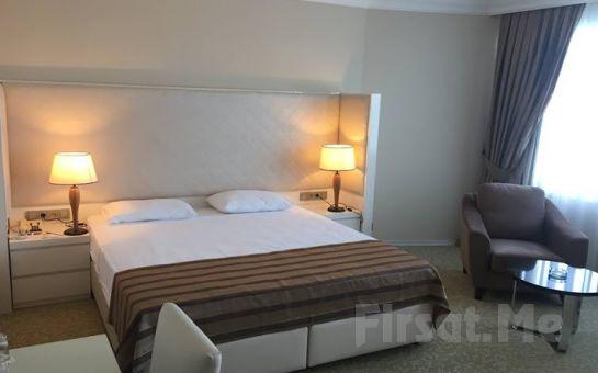 Kumburgaz Artemis Marin Princes Hotel'de Açık Büfe Kahvaltı Dahil Konaklama, Türk Hamamı, SPA Fırsatı