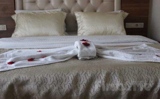 Küçükçekmece Air Boss Hotel'de 2 Kişi 1 Gece Konaklama ve Kahvaltı Keyfi!