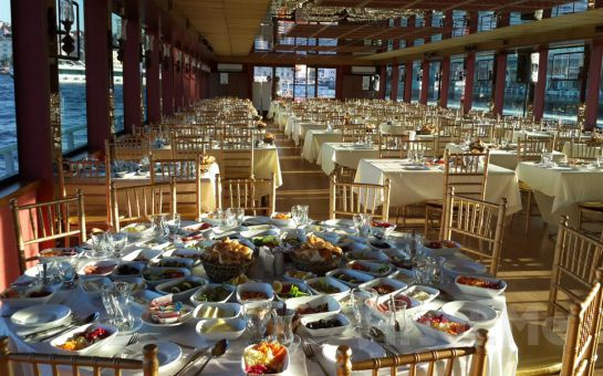 Lüfer'den Büyük Taşkent Yatı ile Öğlen Yemeği Eşliğinde 3. Köprü ve Tam Gün Boğaz Turu