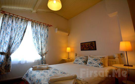 Nehir Kıyısında Ağva Nehir Perisi Otel'de Standart veya Jakuzili Odalarda 2 Kişi 1 Gece Konaklama ve Kahvaltı Fırsatı!