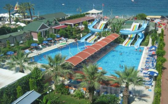 Kemer Armas Beach Hotel'de Gidiş Dönüş Uçak Bileti, Her Şey Dahil Erken Rezervasyon Tatil Paketleri