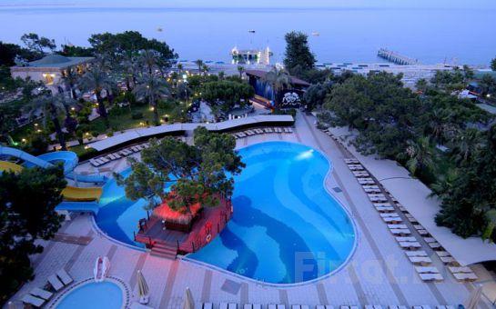 Kemer Catamaran Resort Hotel'de Gidiş Dönüş Uçak Bileti Dahil Her Şey Dahil Erken Rezervasyon Tatil Paketleri!