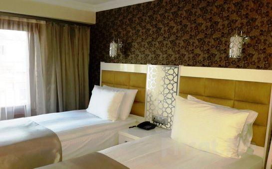 Beyazıt River Hotel'de Konaklama, Kahvaltı ve SPA Kullanımı Kişi Seçenekleriyle!