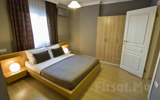 Ataşehir'deki Eviniz Cityloft 36 Suites Hotel'de 4 Farklı Suitte Konaklama Ve Kahvaltı Seçenekleri