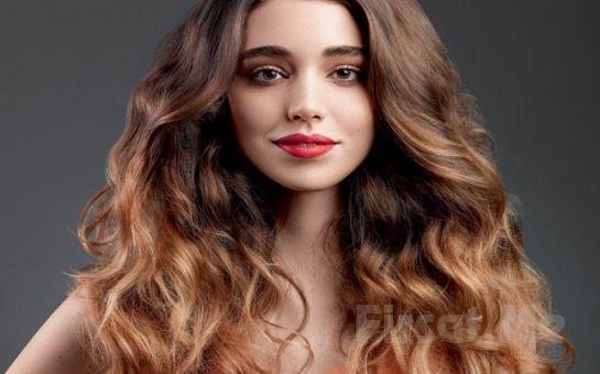 Havalı Saçlar İçin Kozyatağı Styles Kuaför'den Röfle, Gölge, Balyaj veya Ombre Fırsatı