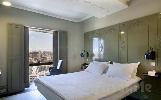 The Marmara Şişli'de 2 Kişi 1 Gece Konaklama ve Kahvaltı Keyfi
