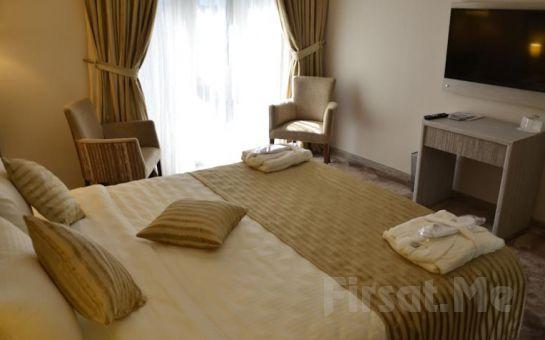Şişli Orya Hotel'de 2 Kişi 1 Gece Konaklama Keyfi, Kahvaltı Seçeneğiyle!