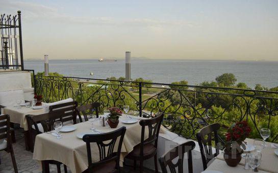 Ramazan Ayı'na Özel Sultanahmet Marbella Cafe Restaurant'ta Denize Karşı Leziz İftar Menüsü!