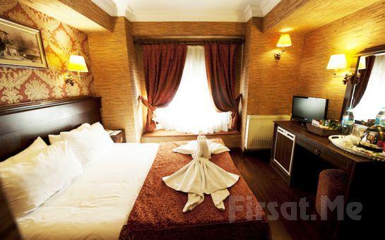 Hotel Golden Horn Sirkeci'de Sahur ve İftar Yemeği Dahil Ramazan'a Özel Konaklama Paketi!