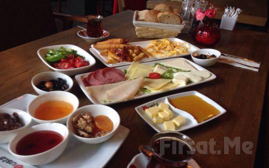 @Usta Trump'ta Leziz Serpme Köy Kahvaltısı