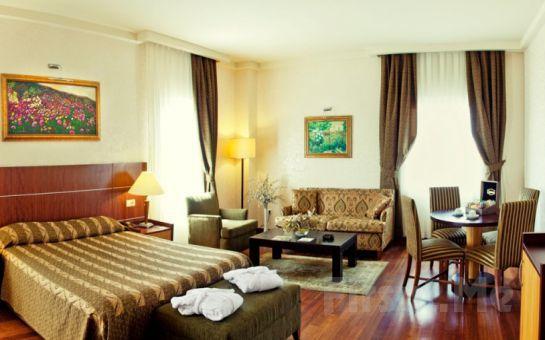 Eşsiz Ada Manzaralı 5 Yıldızlı The Green Park Bostancı Hotel'de 2 Kişi 1 Gece Kahvaltı Dahil Konaklama ve Spa Keyfi!