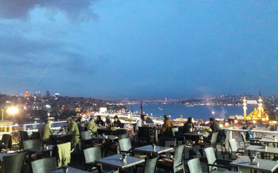 Süleymaniye Nova Şantiye Cafe'de Boğaz Manzaralı Leziz İftar Yemeği ve Sahur Keyfi
