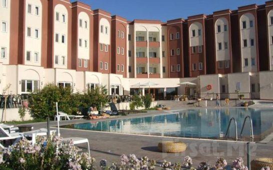 Kapadokya Avrasya Hotel'de 2 Kişi 1 Gece Konaklama, Kahvaltı, Akşam Yemeği, Havuz ve Spa Kullanım Keyfi!