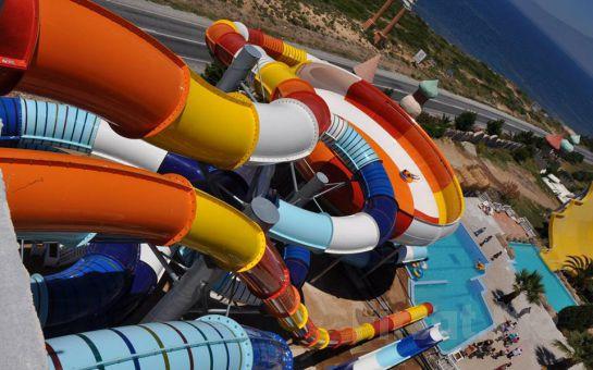 Sınırsız Eğlence ve Maximum Adrenalinin Adresi Didim Aqua Park'ta, Aquapark Fırsatı! (Bayramda Geçerli)