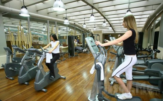 5 Yıldızlı Holiday Inn İstanbul Airport Mandala Spa'da Bay ve Bayanlar İçin 3 Aylık Pilates üyeliği ve Masaj Fırsatı