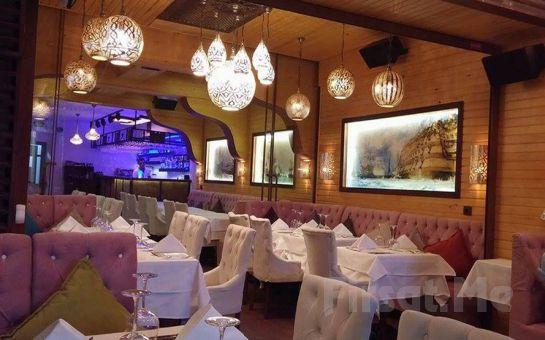 Sirkeci Constantine's Ark Restaurant'ta Sınırsız Çay Eşliğinde Kahvaltı Keyfi!