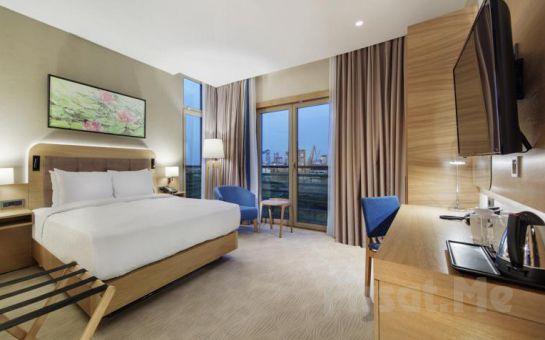 Doubletree By Hilton İstanbul Tuzla'da 2 Kişilik Konaklama Seçenekleri