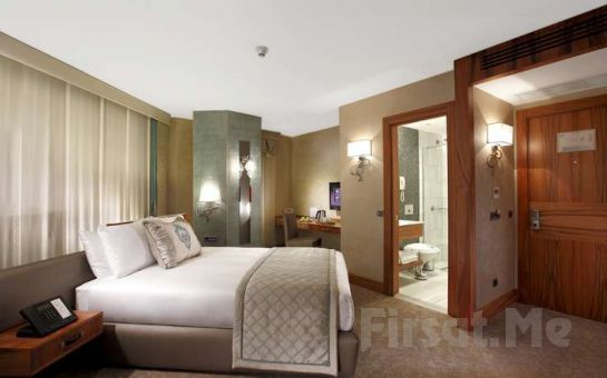 Sultanahmet'in Kalbinde Konforun Adresi Biz Cevahir Hotel'de Kahvaltı Dahil 2 Kişi 1 Gece Konaklama Ayrıcalığı ve Kahvaltı!