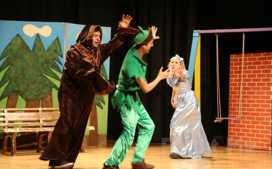Birdirbir Çocuk Tiyatrosu'ndan Cevahir AVM Fun Lab Çocuk Sahnesi'nde 'HAYDİ OYUN OYNAYALIM' Tiyatro Oyunu