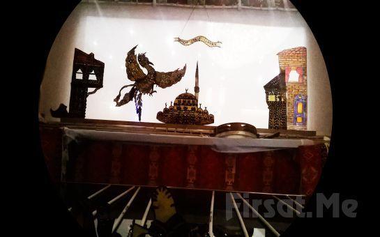 1001 Sanat Sahne'de Gülhane Hayal Tiyatrosu'ndan KARAGÖZ GÖLGE OYUNU