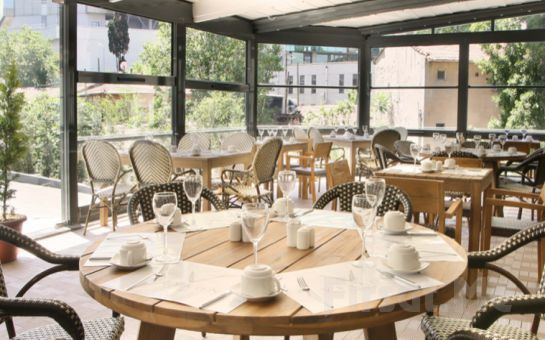 Şişli Veryon Otel Fresh Garden Restaurant'ta Açık Büfe Kahvaltı Keyfi
