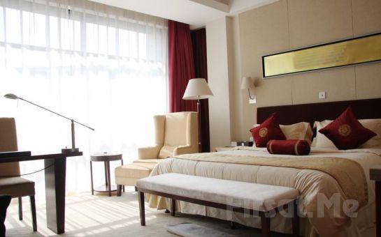 Grand Swiss Belhotel Çelik Palas Bursa'da Konaklama, Kahvaltı, Termal ve Spa Kullanımı!