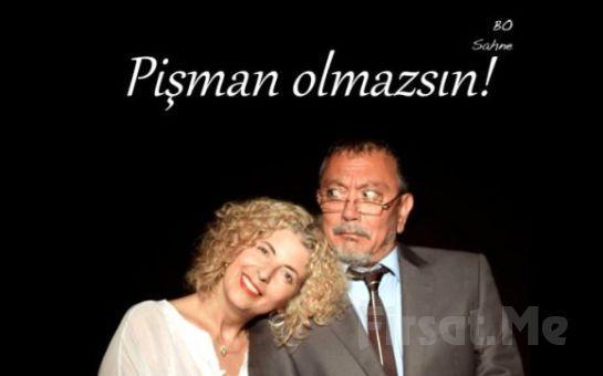 Bo Sahne Oyuncularından PİŞMAN OLMAZSIN Adlı Tiyatro Oyun Bileti