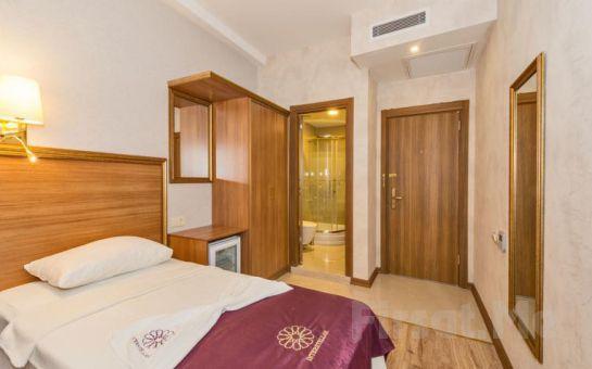 İstanbul İnterstellar Hotel Güngören'de 2 Kişi 1 Gece Konaklama ve Kahvaltı Keyfi