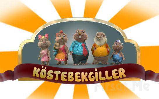 """Köstebekgiller """"Masallar Diyarı"""" Adlı Müzikal Tiyatro Biletleri!"""