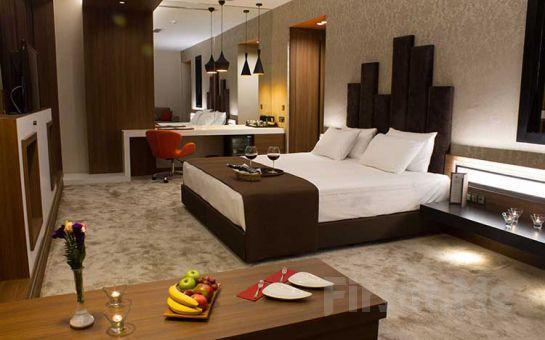 Eskişehir The Merlot Hotel'de Konaklama Ve Kahvaltı Keyfi!