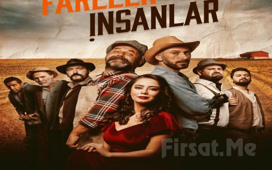 """İstanbul Temaşa'dan """"FARELER VE İNSANLAR"""" Tiyatro Oyunu!"""