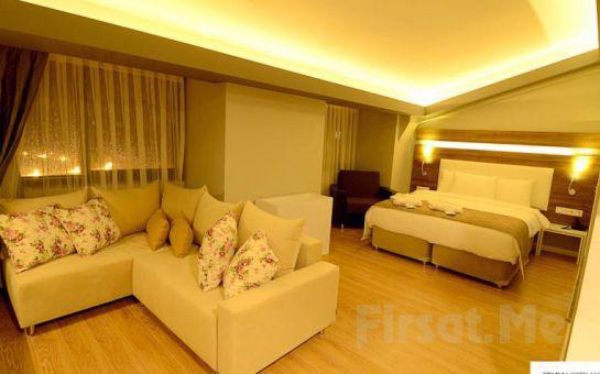 Kültür Mirası Eskişehir Odunpazarı Senna City Hotel'de Konaklama ve Kahvaltı Keyfi!