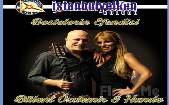İstanbul Yelken Kulübü Kadıköy'de Canlı Müzik ve Sınırsız İçecek Eşliğinde Leziz Yemek Menüsü