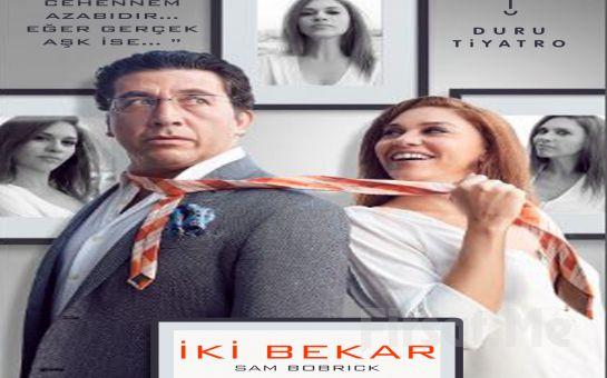 Emre Kınay Performansı ile İKİ BEKAR Komedi Oyunu Biletleri!