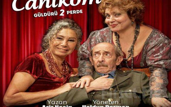 Aziz Nesin'in Sevilen Komedisi HADİ ÖLDÜRSENE CANİKOM Tiyatro Oyunu