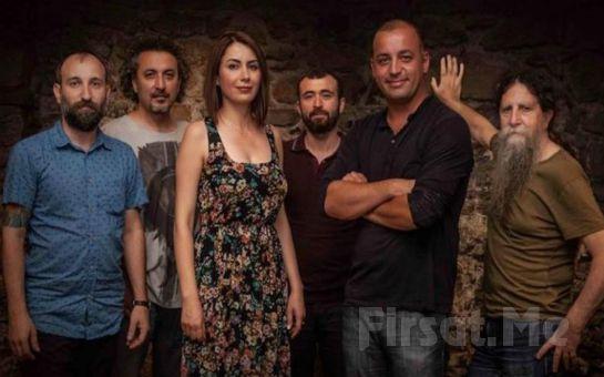 Beyrut Performance Kartal Sahne'de 10 Şubat'da EZGİNİN GÜNLÜĞÜ Konseri Giriş Bileti